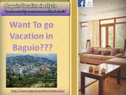 transient vacation|houses|condo|apartment in baguio