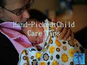 Hand-Picked Child Care Tips