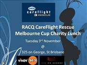 Melbourne Cup Charity Lunch