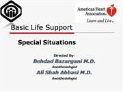 BLS special situation 2005