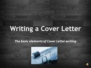 Cover letter April 2015 Digital class