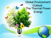 Global_Environment_Outlook_The_Thermal_Power_Energy