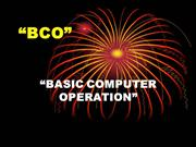 BCO.ppt POWER.POINT