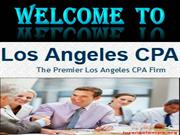 CPA in Los Angeles