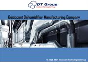 The Best Desiccant Dehumidifier Manufacturers in Europe