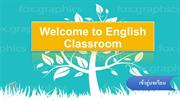 Welcome to English Classroom