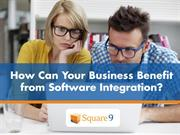 How Can Your Business Benefit from Software Integration?