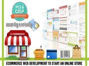 Using Ecommerce Web Development to Start an Online Store