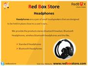 Red-Box-Store-Headphone-redboxstore.com