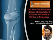 Get Your Gout Problem Solved at Specialized Arthritis & Medical Clinic