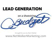 Using Social Media To Generate Network Marketing Leads
