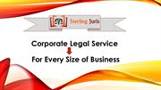 Get Z57 Corporate Legal Services For Every Size of Business