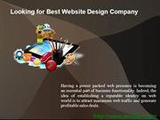 Looking for Best Website Design Company in East Coast