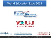 World Education Expo 2015