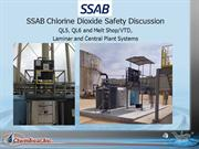 SSAB ClO2 Safety Presentation
