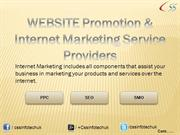 WEBSITE Promotion & Best Internet Marketing Service Providers Company