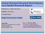 Global Oriented Electrical Steel Industry 2015 Market Research Report