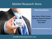 Global Soap Market to 2017