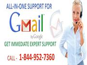 1-844-952-7360 How to remove gmail technical issue