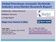 Global Petroleum Aromatic Herbicide Industry 2015 Market Research Repo