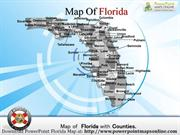 PowerPoint Florida Map - PowerPoint Maps Online