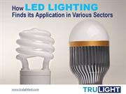 Commercial LED Lighting Applications