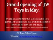 JW Toys Online Store for Kids