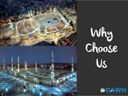 Dawn Travel Hajj and Umrah Packages