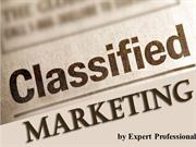 Ace Classified Ad Posting Service by Expert Professionals