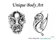 body art