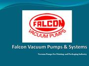 Let's Talk About Vacuum Pumps