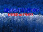 Kidapawan City_Updates