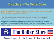 Online Chocolate Gift Delivery India - The Dollar Store