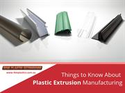 Plastic Tubing Extrusions – Choose RBM Plastics!