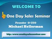 One day sales 02