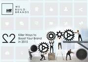 22 Ways to Boost Your Brand MR2 Creative