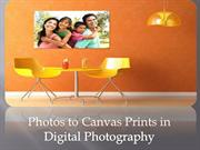 Information About Photos to Canvas Prints- LoveCustomArt