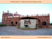 Red Rock Resort and Hotels in India