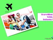 Caribbean Airlines Travelling with Infants