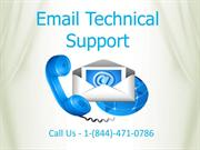 Email Technical Support