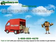Instant Local Deliveries in San Diego