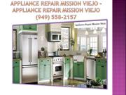 Dryer Repair Mission Viejo - Appliance Repair Mission Viejo