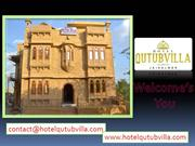 Hotel Booking, Last Minute Hotel Deals - Hotel Qutub Villa