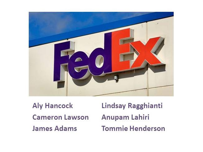 Mgmt7160 Team 1 Fedex Authorstream