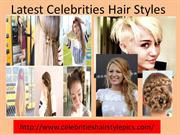 Celebrity Hairstyle Pics 2014