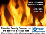 Fire & Life Safety Awareness
