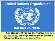 Original Members of the United Nations
