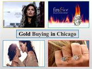 Gold buying in Chicago