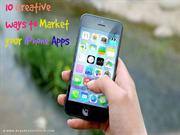 10 Effective Ways to Market your iPhone Apps