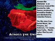 Across the Universe (movie review)